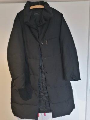 Strenesse Gabriele Strehle Abrigo de plumón negro