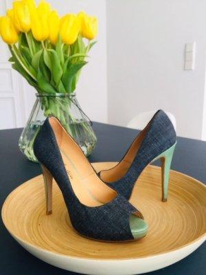 Cute Couture High Heels dark blue