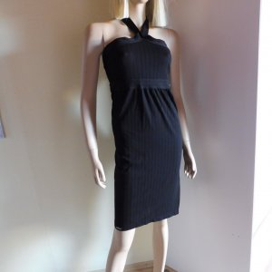 Wolford Off-The-Shoulder Dress black mixture fibre
