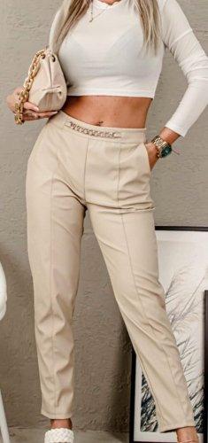 aus Italy Pantalone chino beige