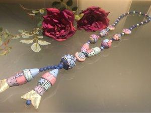 Handarbeit Pearl Necklace multicolored