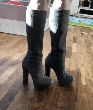 Bluzi Platform Boots grey