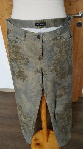 Vivance Wortel jeans khaki