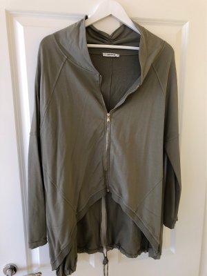 ROUTE 28 Shirt Jacket khaki cotton