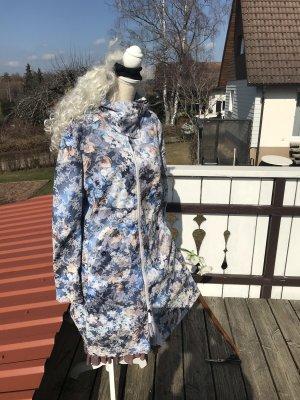 Franstyle Between-Seasons-Coat multicolored