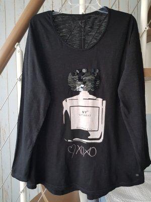 Mega schönes Shirt von Triangel mit Pailetten-Dekor