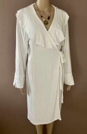 Pfeffinger Robe de chambre blanc coton