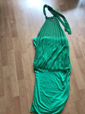 Halter Dress green
