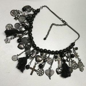 Sheego Collar estilo collier multicolor