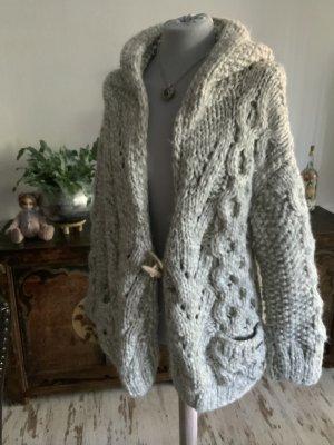 Woolrich Wool Jacket silver-colored-light grey
