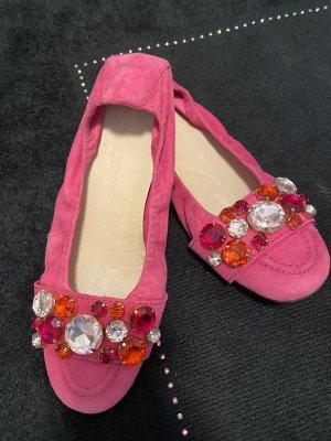 Mega stylischer Ballerina, Kennel & Schmenger, pink, Gr. 5 1/2 (38,5)