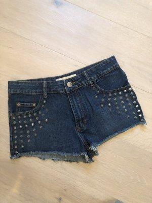 Megacoole Jeans-Shorts von Glamouros - UNGETRAGEN!