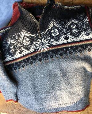 Dale of Norway Norwegian Sweater multicolored wool