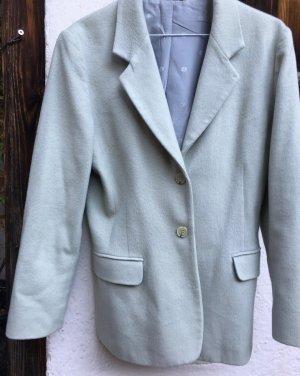 Pennyblack Blazer in lana grigio chiaro-argento Lana