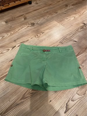 Chiemsee Shorts green-lime-green cotton