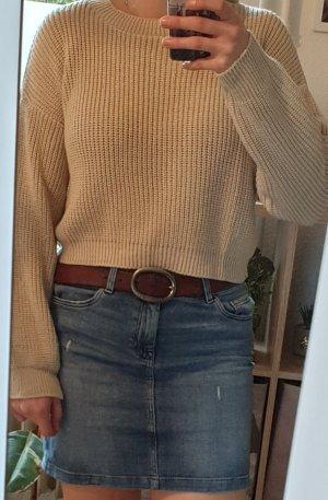 Meggan Grubb Cozy sweater beige neu
