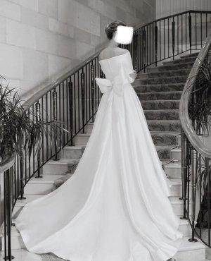Meghan Royal Brautkleid