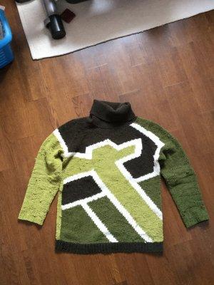 Jones Pullover a maglia grossa multicolore