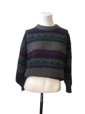 Mehrfarbige Pullover