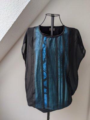 Nümph Short Sleeved Blouse multicolored cotton