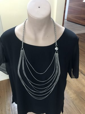 Street One Necklace silver-colored