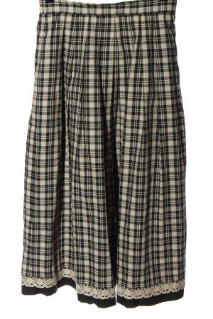 Meico Maxi Skirt allover print casual look