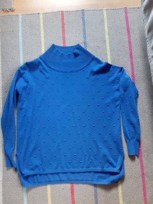 Troyer niebieski-niebieski neonowy