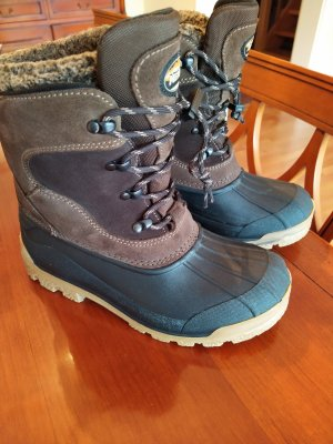 Meindl Sölden Lady Leder Stiefel Boots Winterschuhe