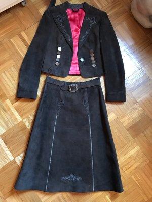 Meindl Trachten Kostüm oder Hosenanzug, 3-teilig, Größe 38, NEU ohne Etikett, Vintage