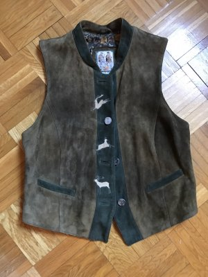 Meindl Traditional Vest dark green
