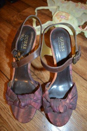 Meine Guess by Marciano High Heels Purple Violet Lila Gr. 39