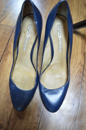 Meine Leder Heels blau 40 Buffalo London