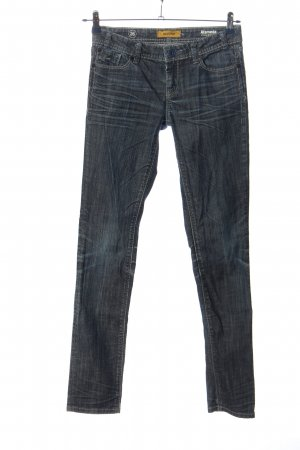 MEK USA DNM Straight-Leg Jeans blau Casual-Look