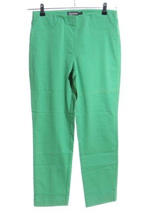 Mekstone 7/8-Hose grün Casual-Look