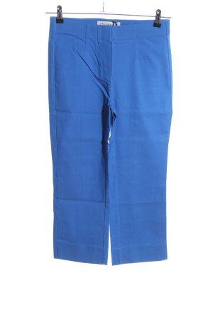Mekstone Caprihose blau Casual-Look