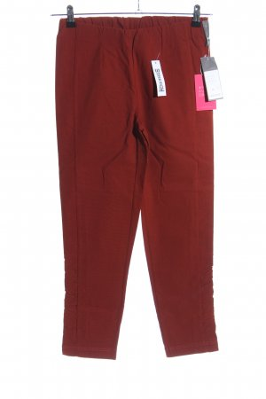 Mekstone Caprihose rot Business-Look