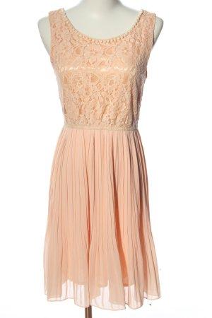 Mela London A-Linien Kleid nude Elegant