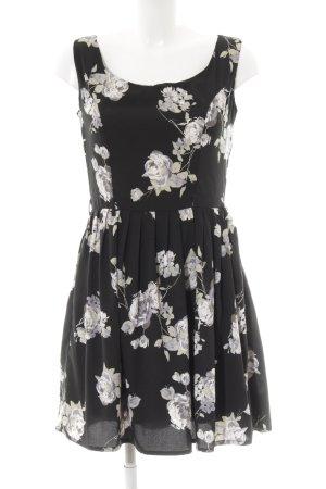 Mela London A-Linien Kleid mehrfarbig Casual-Look
