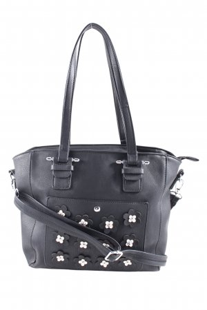 Melas Handtasche schwarz Casual-Look