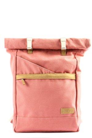 Melawear Ansvar Tornister różowy-nude W stylu casual