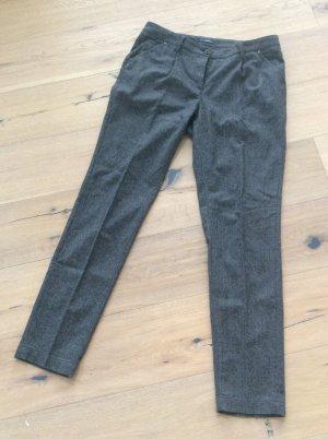 Atelier Gardeur Spodnie Wielokolorowy Tkanina z mieszanych włókien