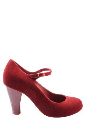 Melissa High Heels red elegant
