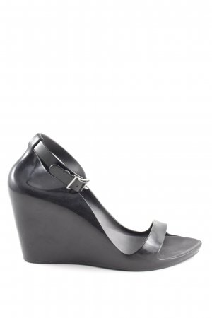 Melissa Keil-Pumps schwarz Casual-Look