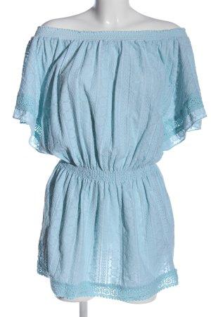 Melissa Odabash Minikleid blau Casual-Look