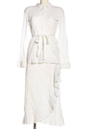 Melissa Odabash Woven Twin Set white elegant