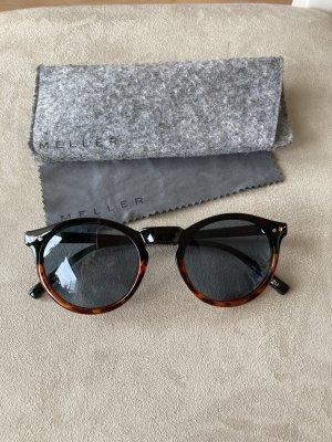 Meller Okrągłe okulary przeciwsłoneczne Wielokolorowy
