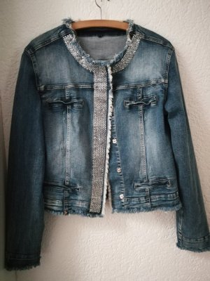 MELLY & CO Jeansjacke gr. XXL