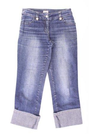 Melrose 7/8 Jeans Größe 36 blau aus Baumwolle