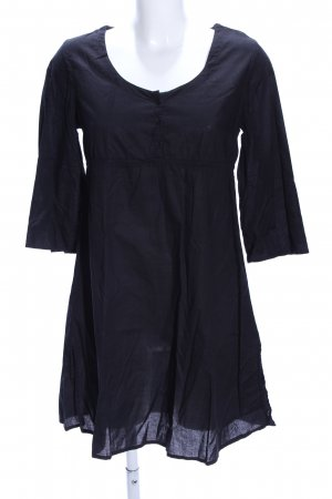 Melrose Blouse Dress blue casual look