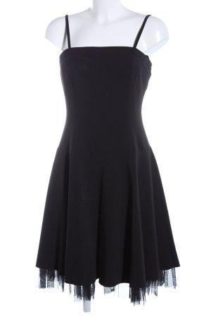 Melrose Cocktailkleid schwarz Casual-Look
